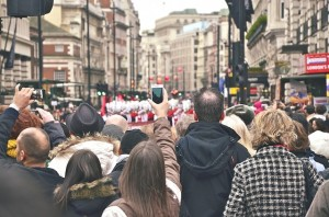Lord Mayors show in London
