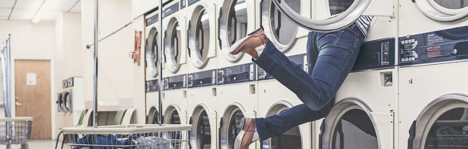 Washing machine laundrette