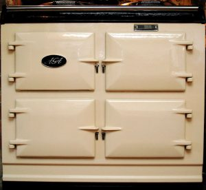 Cream AGA cooker