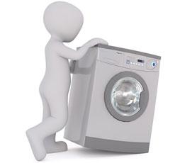 Giving away a washing machine.