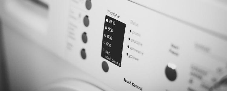 washing-machine problems