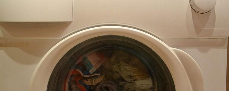 Washing Machine Spinning