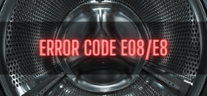 Beko Washer Error Code E08/E8