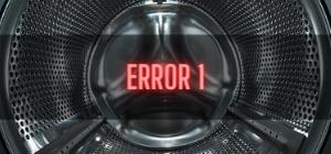 Bush Washer Error 1