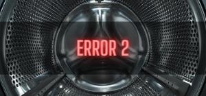Bush Washer Error 2
