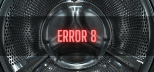 Bush Washer Error 8