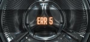 Haier Washer ERR5