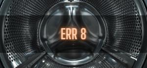 Haier Washer ERR8
